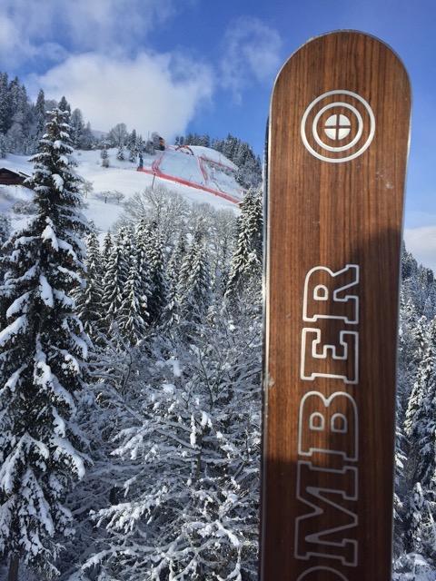 Bomber Ski Hahnenkamm Kitzbühl