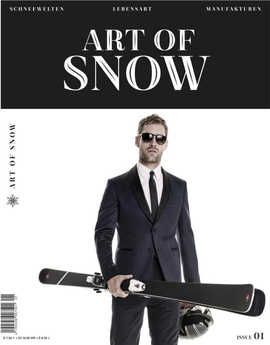 TITELSEITE ART OF SNOW